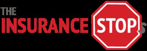 The Insurance Stops Logo